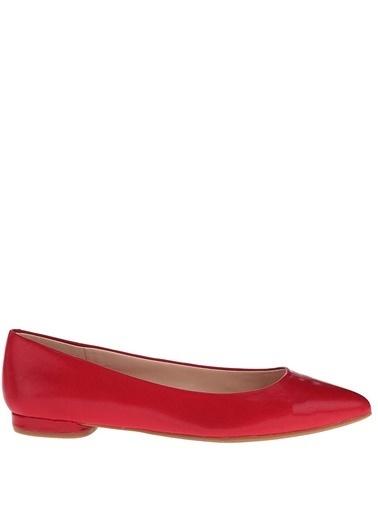Nine West %100 Deri Casual Ayakkabı Kırmızı